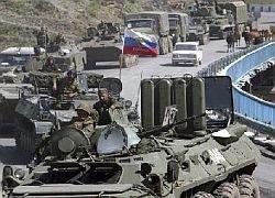 Южная Осетия передумала входить в состав России