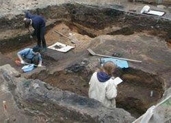 В Кутаиси обнаружили гробницу царицы Тамары