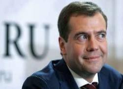 Медведев озаботился правдивостью сайта о госзакупках