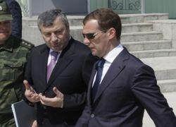 Премьера Южной Осетии выпишут из Челябинска