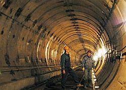 Сокращено финансирование строительства метро в Москве