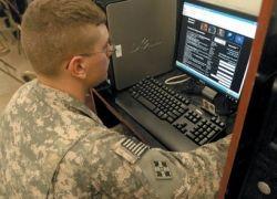 Военные США смогут общаться с родными через интернет