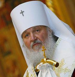Патриарх Кирилл готов стать украинцем
