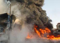 Жертвами теракта в Багдаде стали пятеро полицейских