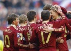 Рейтинг ФИФА: Россия осталась на шестом месте