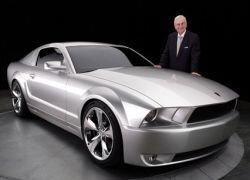 Ford представил юбилейный Mustang