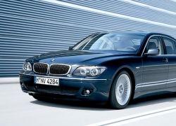 BMW 7−й серии - пять метров престижа