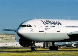 Lufthansa заплатит пассажирам 20 евро за дождливые дни