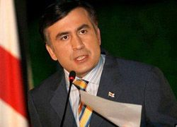 Саакашвили не жалеет о войне с Россией