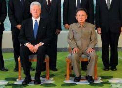 Визит Клинтона в КНДР оплатил голливудский продюсер