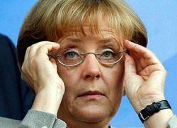 Ангелу Меркель обвинили в сокрытии радиоактивной утечки