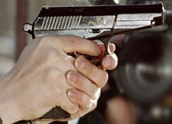 Московский милиционер случайно застрелил коллегу