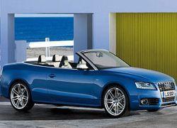 Audi выпускает новый кабриолет