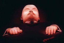 Куда отправится тело Ленина?