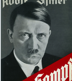 "Евреи поддержали переиздание \""Майн Кампф\"""