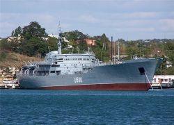 Украинские таможенники задержали российское судно