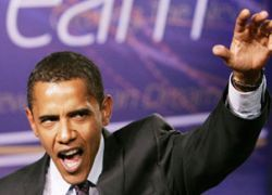 Обама смотрит на нас как расист?