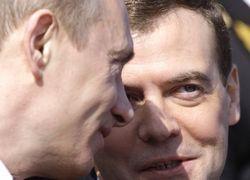 Когда же поссорятся Путин и Медведев?