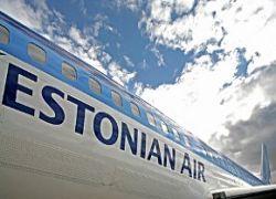 Эстония обвинила Россию в нарушении правил полетов