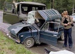 Чем вызвано увеличение ДТП на дорогах России?