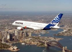 Airbus опережает Boeing по заказам новых самолетов