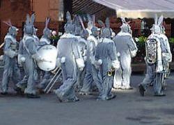 В Питере разобрались с Playboy-шоу военного оркестра