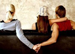 Женатые мужчины больше нравятся одиноким женщинам
