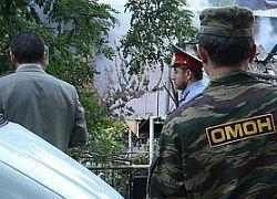 Смертник взорвал семь человек в Махачкале