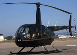 В США вертолет с летными экспертами врезался в дом