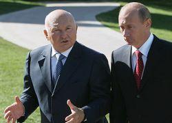 Лужков поправил Путина