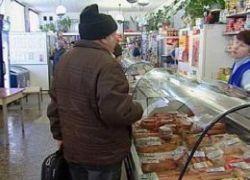 Цены на продукты питания в России продолжают расти