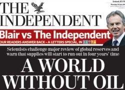 Британскую газету The Independent могут закрыть