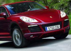 Эволюционный Porsche Cayenne почти готов