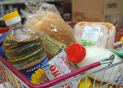 В России впервые за год зарегистрировали дефляцию