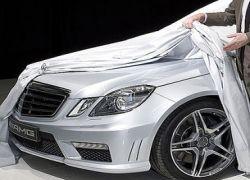 Универсал Mercedes-Benz E63 AMG вышел из сумрака