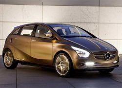 Серийный электрокар Mercedes-Benz появится в 2010 году