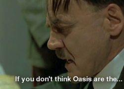 Гитлера сделали фанатом группы Oasis