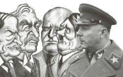 Как Сталину удалось провести Чемберлена и Даладье