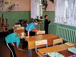 Прокуратура признала незаконными школьные дежурства
