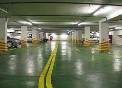 В центре Москвы обрушилась подземная парковка