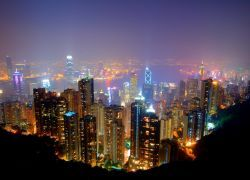 Главные столицы мира перемещаются с Запада на Восток