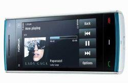 Nokia World 2009: анонс двух тачфонов X3 и X6