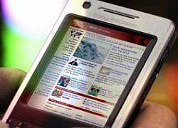 Россияне увлеклись мобильным интернетом