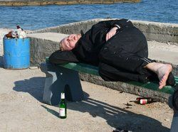 Пьянство – национальная трагедия России