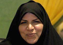 В Иране появилась первая женщина-министр