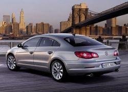 Volkswagen готовит к выпуску многодверное купе