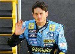Физикелла будет выступать за Ferrari на Гран-при Италии