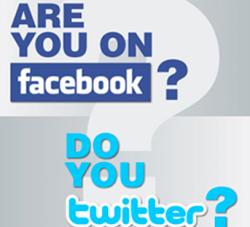 В Facebook и Twitter друзей можно купить