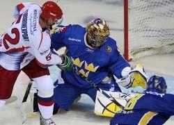 Быков объяснил поражение сборной Швеции