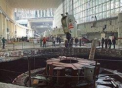 Как ремонтируют Саяно-Шушенскую ГЭС